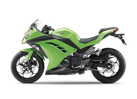Kawasaki Ninja 300 al prezzo di 4.990 euro - Foto 13 di 37