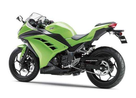 Kawasaki Ninja 300 al prezzo di 4.990 euro - Foto 15 di 37
