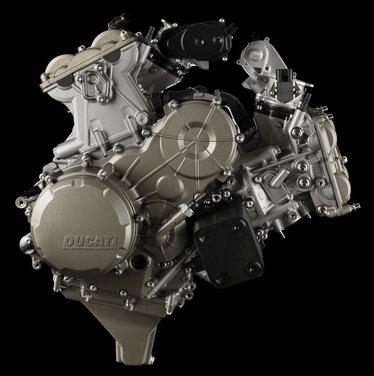 Ducati 1199 Panigale: motore Superquadro - Foto 6 di 25