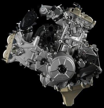 Ducati 1199 Panigale: motore Superquadro - Foto 7 di 25