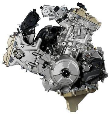 Ducati 1199 Panigale: motore Superquadro - Foto 8 di 25