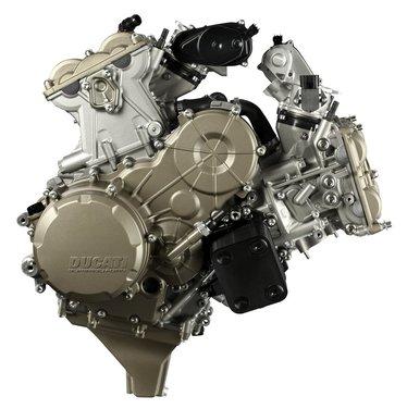 Ducati 1199 Panigale: motore Superquadro - Foto 9 di 25