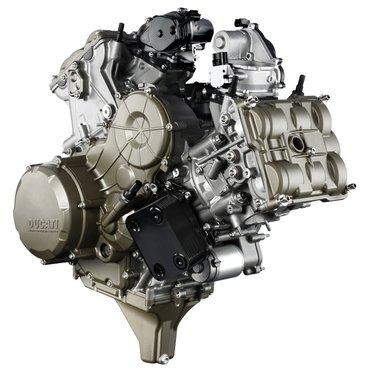 Ducati 1199 Panigale: motore Superquadro - Foto 10 di 25