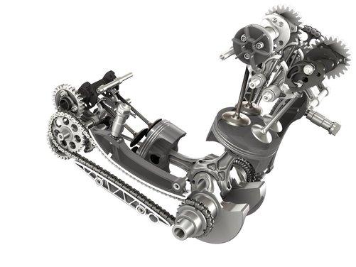 Ducati 1199 Panigale: motore Superquadro - Foto 13 di 25