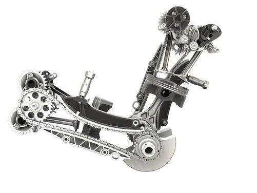 Ducati 1199 Panigale: motore Superquadro - Foto 14 di 25