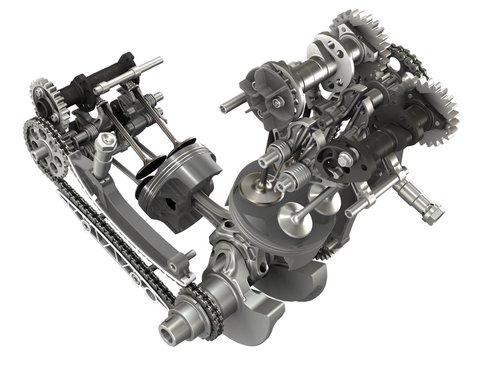 Ducati 1199 Panigale: motore Superquadro - Foto 15 di 25