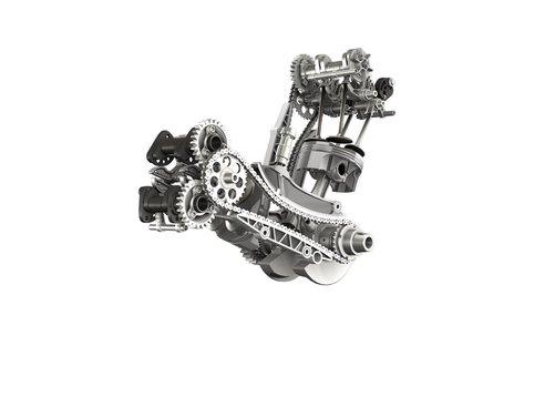 Ducati 1199 Panigale: motore Superquadro - Foto 16 di 25