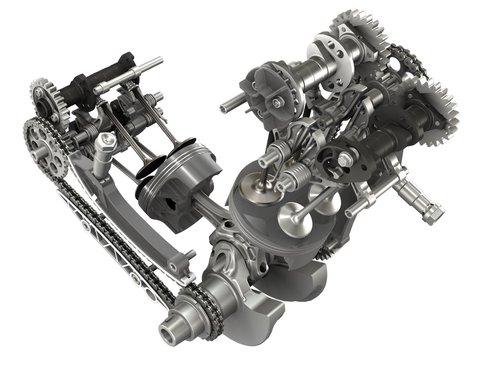Ducati 1199 Panigale: motore Superquadro - Foto 17 di 25