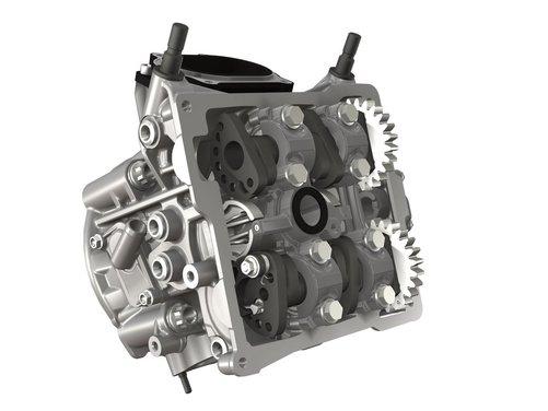 Ducati 1199 Panigale: motore Superquadro - Foto 19 di 25