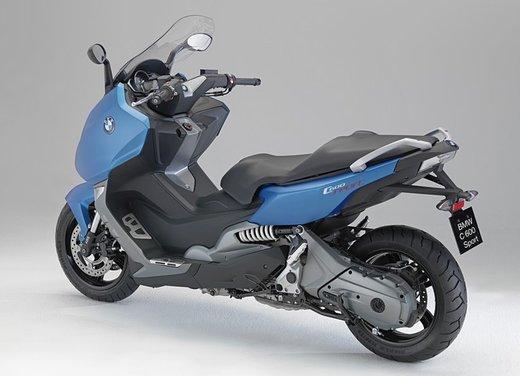 Maxi scooter BMW: comunicati i prezzi - Foto 13 di 41