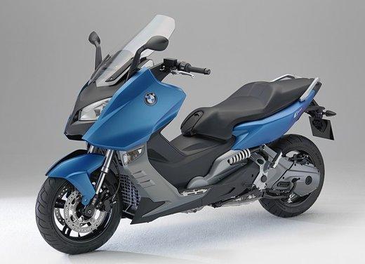 Maxi scooter BMW: comunicati i prezzi - Foto 15 di 41