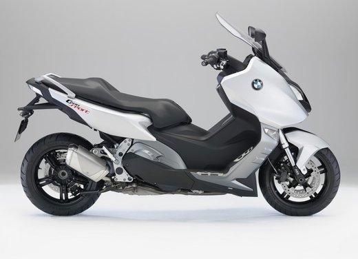 Maxi scooter BMW: comunicati i prezzi - Foto 8 di 41