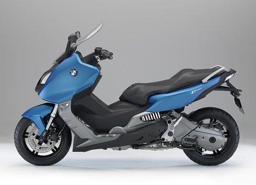 Maxi scooter BMW: comunicati i prezzi - Foto 12 di 41