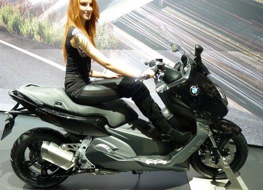 BMW C 600 Sport - Foto 6 di 81