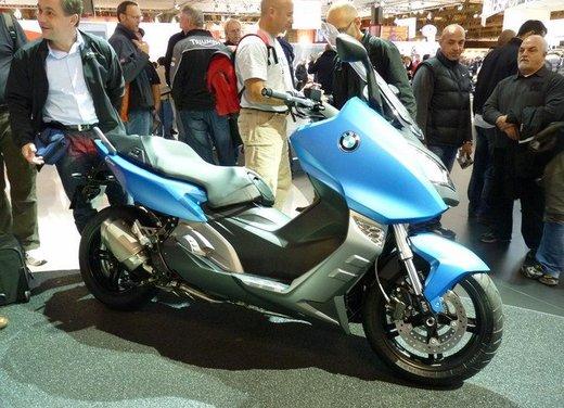 Maxi scooter BMW: comunicati i prezzi - Foto 19 di 41