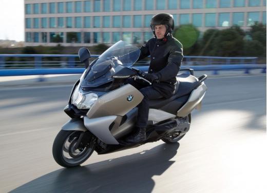 Bmw C 600 Sport, il maxi scooter in promozione con rate da 90 euro al mese - Foto 5 di 12