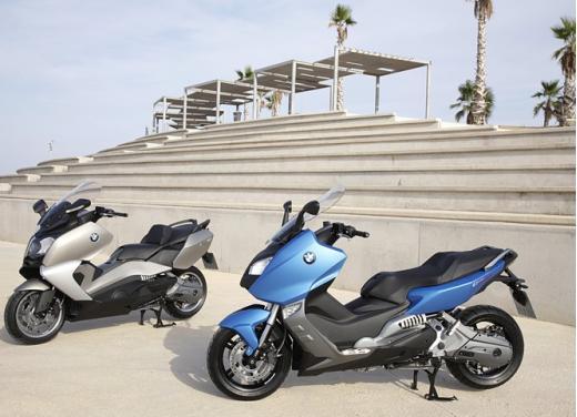 Bmw C 600 Sport, il maxi scooter in promozione con rate da 90 euro al mese - Foto 8 di 12