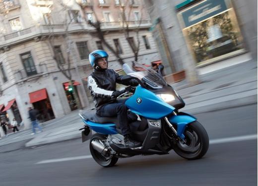 Bmw C 600 Sport, il maxi scooter in promozione con rate da 90 euro al mese - Foto 6 di 12