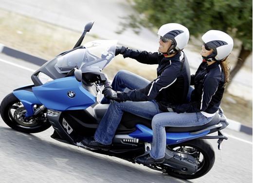 Bmw C 600 Sport, il maxi scooter in promozione con rate da 90 euro al mese - Foto 2 di 12