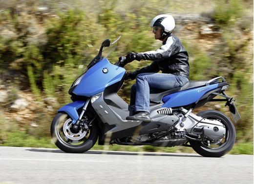 Bmw C 600 Sport, il maxi scooter in promozione con rate da 90 euro al mese - Foto 3 di 12
