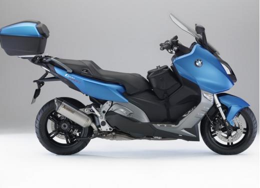 Bmw C 600 Sport, il maxi scooter in promozione con rate da 90 euro al mese - Foto 10 di 12