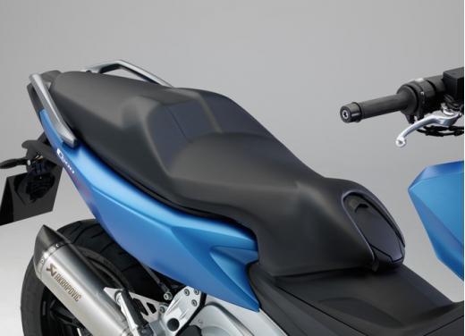 Bmw C 600 Sport, il maxi scooter in promozione con rate da 90 euro al mese - Foto 12 di 12