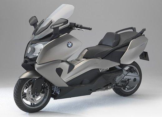 Maxi scooter BMW: comunicati i prezzi - Foto 29 di 41