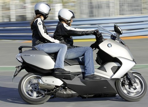 Maxi scooter BMW: comunicati i prezzi - Foto 31 di 41