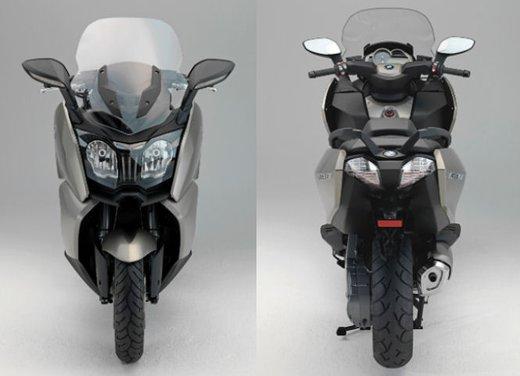 Maxi scooter BMW: comunicati i prezzi - Foto 32 di 41
