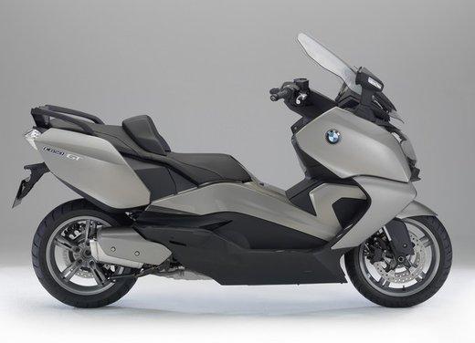 Maxi scooter BMW: comunicati i prezzi - Foto 21 di 41