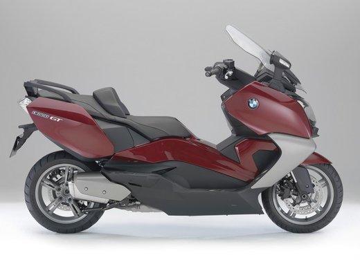 Maxi scooter BMW: comunicati i prezzi - Foto 22 di 41