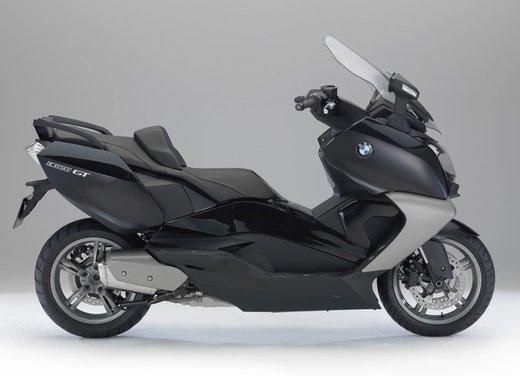 Maxi scooter BMW: comunicati i prezzi - Foto 23 di 41