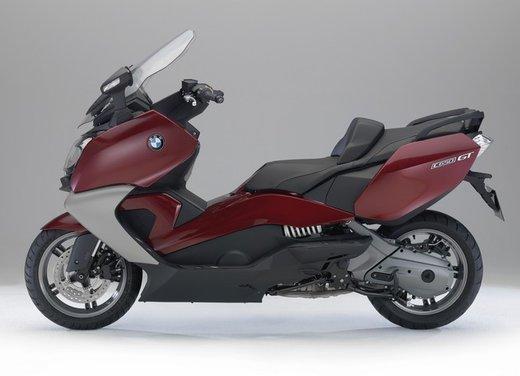 Maxi scooter BMW: comunicati i prezzi - Foto 25 di 41