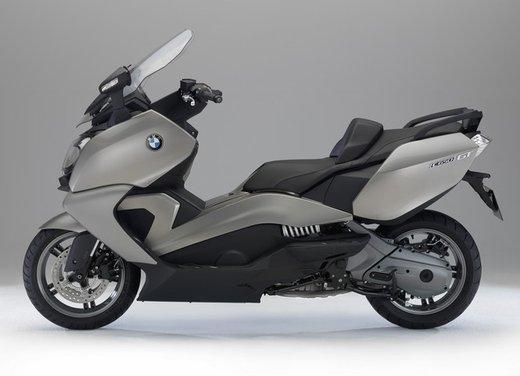 Maxi scooter BMW: comunicati i prezzi - Foto 26 di 41