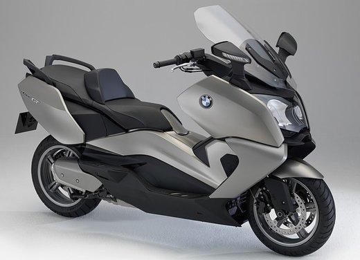 Maxi scooter BMW: comunicati i prezzi - Foto 27 di 41
