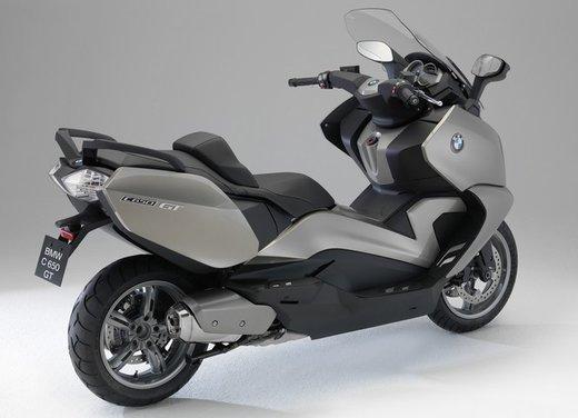 Maxi scooter BMW: comunicati i prezzi - Foto 28 di 41