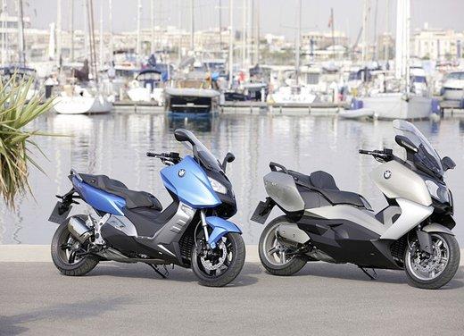 Maxi scooter BMW: comunicati i prezzi - Foto 36 di 41