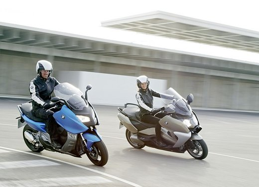 Maxi scooter BMW: comunicati i prezzi - Foto 1 di 41