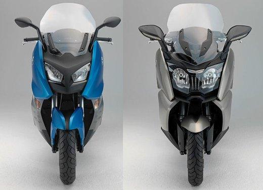 Maxi scooter BMW: comunicati i prezzi - Foto 2 di 41