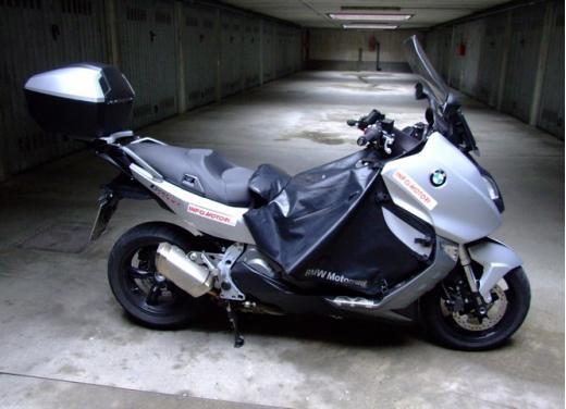 BMW C600 Sport: provato il maxy scooter tedesco - Foto 7 di 39