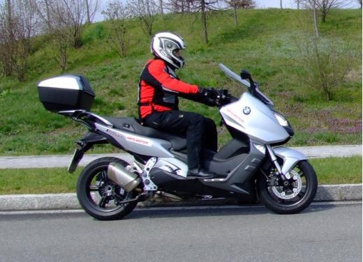 BMW C600 Sport: provato il maxy scooter tedesco - Foto 2 di 39