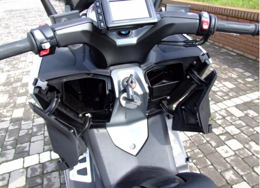 BMW C600 Sport: provato il maxy scooter tedesco - Foto 16 di 39