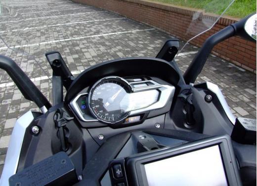 BMW C600 Sport: provato il maxy scooter tedesco - Foto 18 di 39