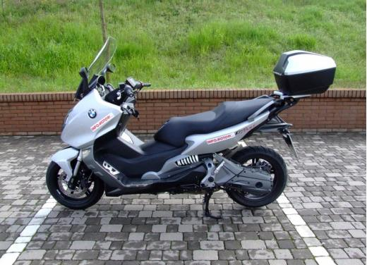 BMW C600 Sport: provato il maxy scooter tedesco - Foto 3 di 39
