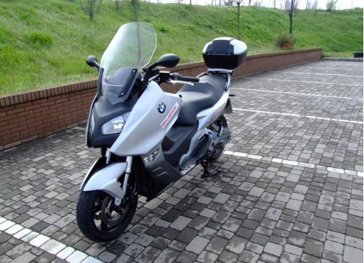 BMW C600 Sport: provato il maxy scooter tedesco - Foto 4 di 39