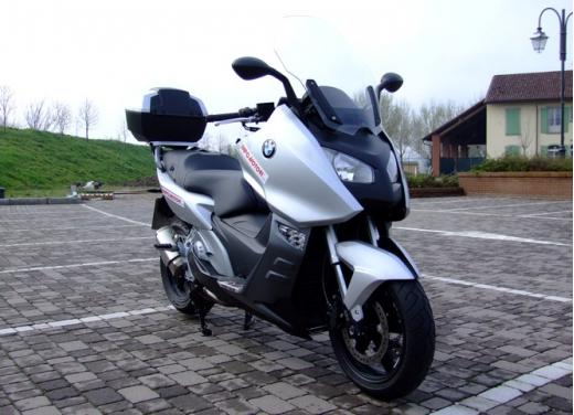 BMW C600 Sport: provato il maxy scooter tedesco - Foto 6 di 39
