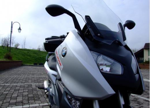 BMW C600 Sport: provato il maxy scooter tedesco - Foto 26 di 39