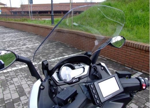 BMW C600 Sport: provato il maxy scooter tedesco - Foto 29 di 39