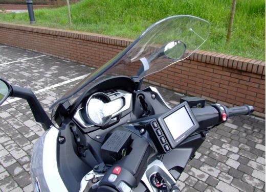 BMW C600 Sport: provato il maxy scooter tedesco - Foto 30 di 39