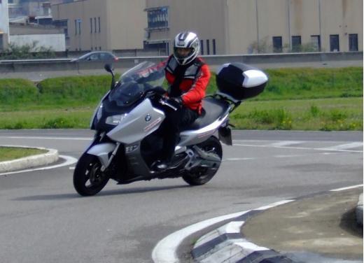 BMW C600 Sport: provato il maxy scooter tedesco - Foto 33 di 39